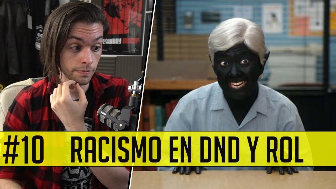 Racismo en Dungeons and Dragons #DungeonsAndDragonsParaTontos