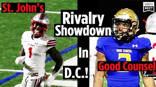 ESPN High School Football - St. John's College (DC) vs. Good Counsel (MD)