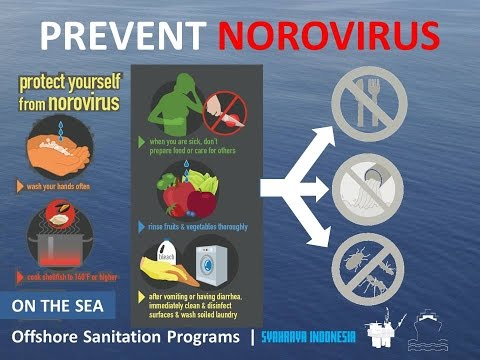 PROTECT YOURSELF FROM NOROVIRUS | OFFSHORE MARINE AREAS