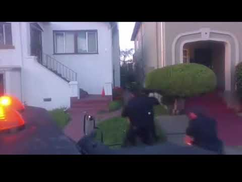 Oakland Police Release Video of Officers Shooting a Homeless Man
