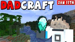 Sips Plays Dadcraft (Minecraft Server) - (11/1/21)