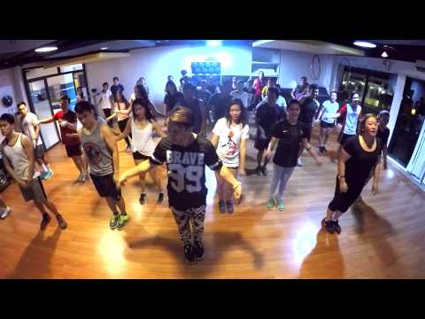 I Don't Like It (I Love It) By Flo Rida Ft. Robin Thicke || JUNEXZY CHOREOGRAPHY || @Citigym Hiphop