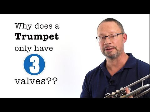 Why Does the Trumpet Only Have 3 Valves?