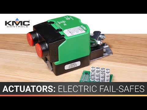 actuators with supercapacitor driven fail safes youtube Temperature Wiring Diagram
