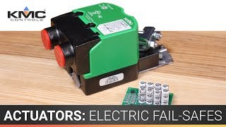 Actuators with Supercapacitor-Driven Fail-Safes