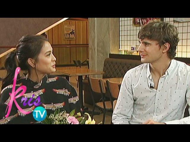 Kris TV: Isabelle's message for Adrien