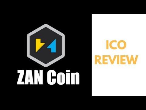 ZANCoin ICO   Whitelist bonus plus exchange listing news