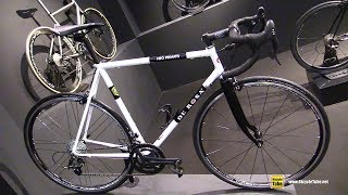 94fd0346547 2016 Passoni Road Bike with Gokiso Hubs and Rims - Walkaround - 2015 ...