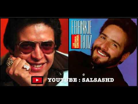 Hector Lavoe VS Frankie Ruiz - Salsa Romantica MIX [GRANDES EXITOS]   2018