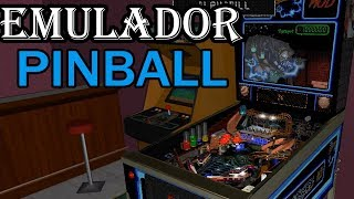 Descargar Emulador de Pinball Flipper para PC [2017]   Future Pinball   Configuracion Perfecta