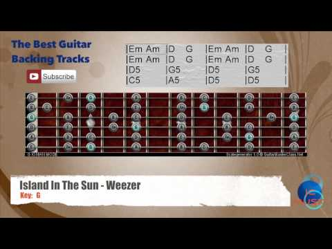 Island In The Sun Chords Guitar