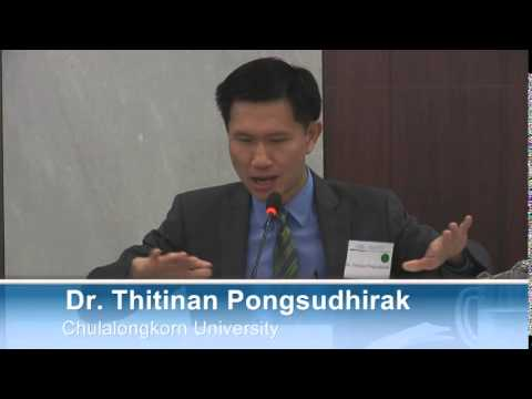 Thailand in Crisis: Scenarios and Policy Responses_Discussion