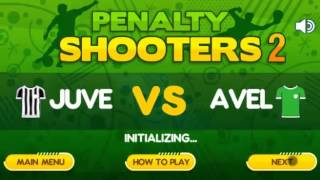 PENALTY SHOOTERS 2 | FOOTBALL GAMES