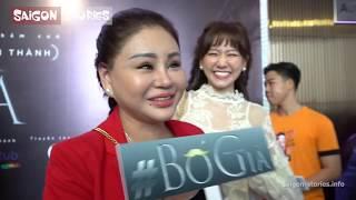 """Hari Won """"dằn mặt"""" Lê Giang vì đóng vợ chồng với Trấn Thành trong phim BỐ GIÀ"""