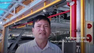 Đà Nẵng thử nghiệm bãi đỗ xe thông minh