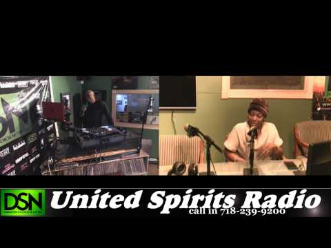 United Spirits Radio With Guest Host Chef Elizabeth Torres