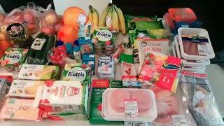 Покупки продуктов на неделю/ Окей/ Начинаем худеть