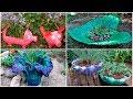 16 идей садовых поделок. Открытие дачного сезона
