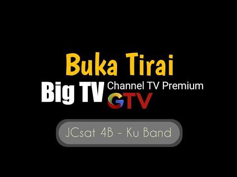 Update Channel JCsat 4B Ku Band Fta 2019