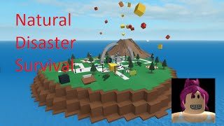 Natural Disaster Survival ~ Roblox fgd