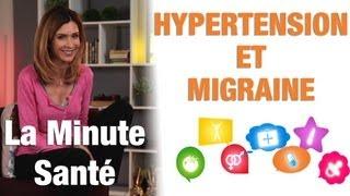 Hypertensionet migraine : faut-il prendre des bêta-bloquants toute sa vie