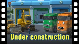 Video Tayo Under construction l 📽 Tayo's Little Theater #56 l Tayo the Little Bus download MP3, 3GP, MP4, WEBM, AVI, FLV Agustus 2018
