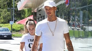 Jeremy 'Hot Convict' Meeks Is The Perfect Gentleman With Girlfriend Chloe Green In Calabasas