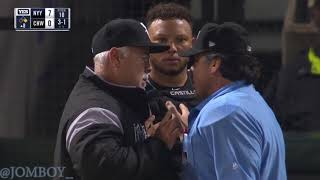 Wellington Castillo gets ejected and has a tough weekend, a breakdown