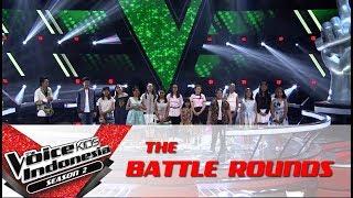 Video Ini Dia Kontestan 'Coach Save' Team Papa Bebi | Battle Rounds | The Voice Kids Indonesia S2 GTV 2017 download MP3, 3GP, MP4, WEBM, AVI, FLV Oktober 2018