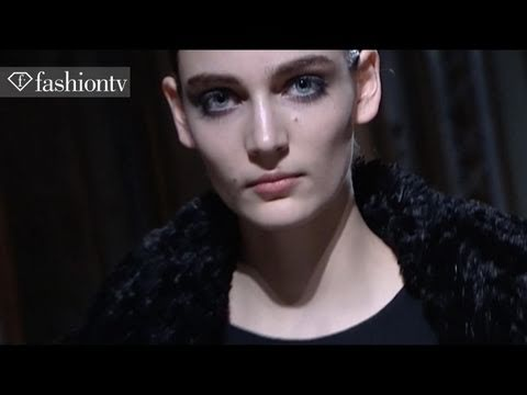 First Face - #8 Model Zuzanna Bijoch - Fall 2011 First Face Countdown | FashionTV - FTV.com