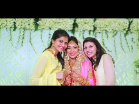 Calicut Best Wedding Highlights   Jinad + Amil   Nabzfotography   Contact: +91 9495 12 7272