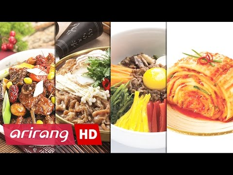 Arirang Special _ Korean Food & The Charm of the Korean Culture