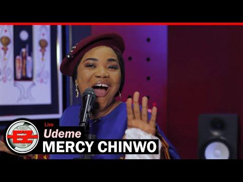 Mercy Chinwo - Udeme (Studio Performance)