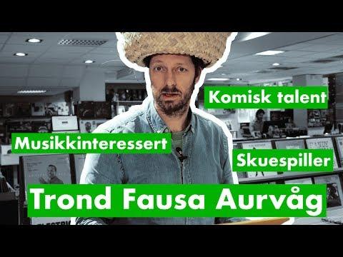 Henrik Horge & Calypsokameratene: Trond Fausa Aurvåg
