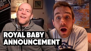 Mike and Zara Tindall's Big Surprise! - Royal Baby Announcement