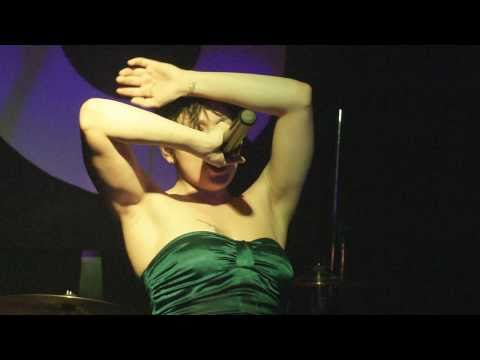 Tanya Tagaq THROAT SINGING! Nunavut Digital Media Art International Women's Day