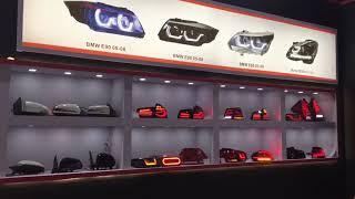 Top 10 Cars Auto Parts Automamechanika from Shanghai Exhibition 2018