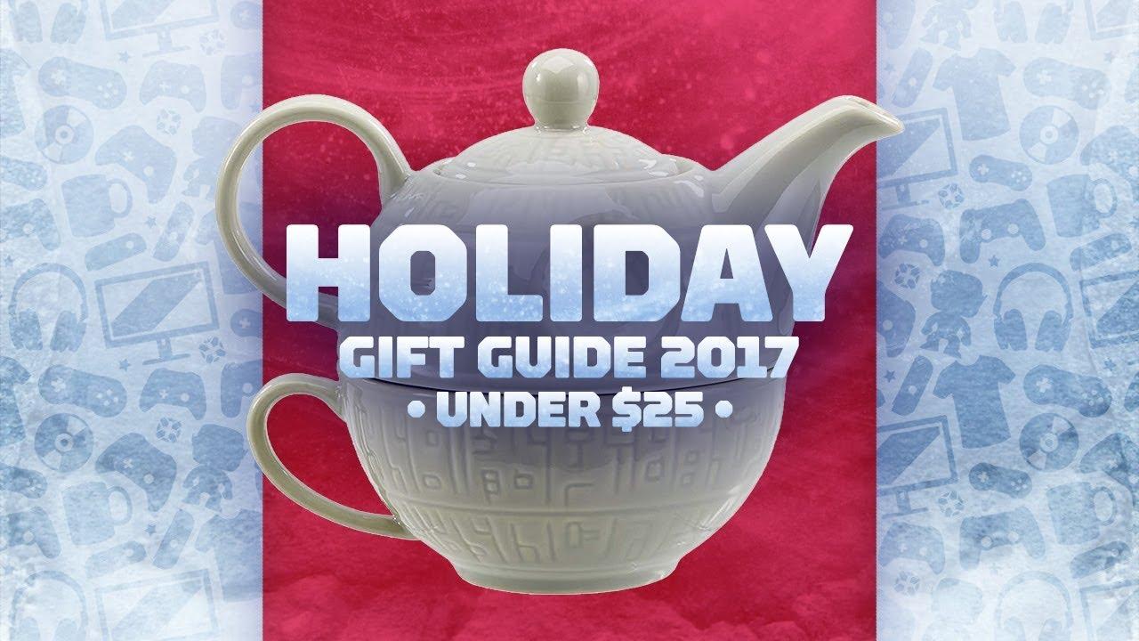 Best Gifts Under $25