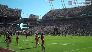"South Carolina Football: ""2001"" Entrance from student section.mov"