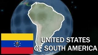 ROBLOX - Rise of Nations: Forming the United States of South America