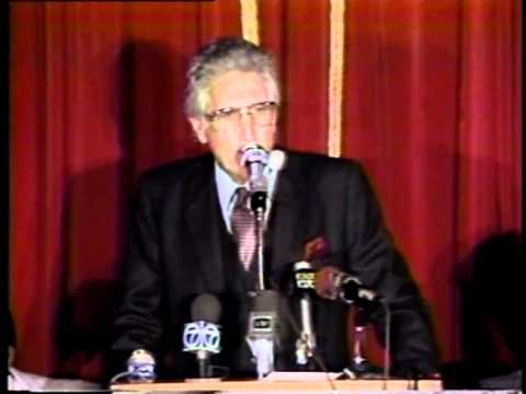 Muhammad Ali/Trevor Berbick Press Conference (rare footage)