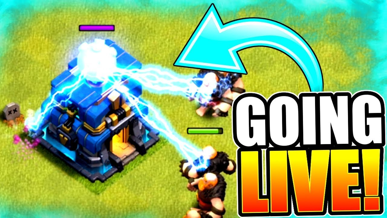 TOWN HALL 12 UPDATE IS GOING LIVE NOW! 🔥🔥🔥 Clash Of Clans