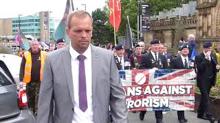 Veterans Against Terrorism -Edinburgh 25th November- Promo Video