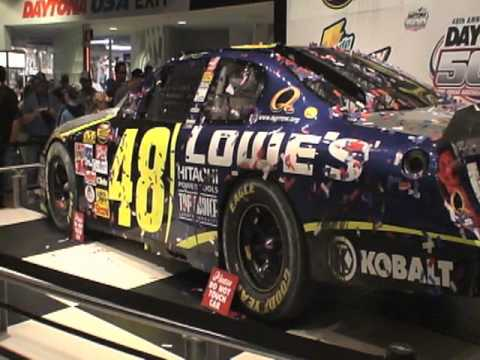 Tour of Daytona USA/Daytona International Speedway