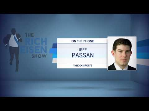 YAHOO Sports MLB Columnist Jeff Passan Gives His World Series Prediction | The Rich Eisen Show