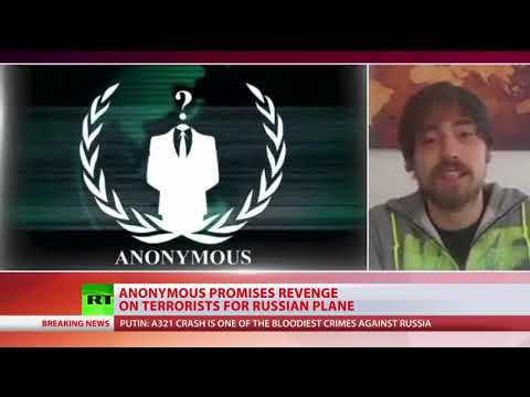 Anonymous declares war on ISIS after under internet radar Paris attacks Breaking News NOV 22 2015