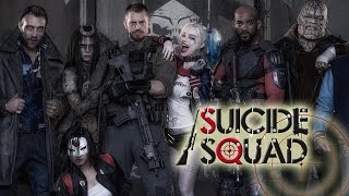 Suicide Squad First Official Look