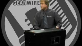 The Jbl Jrx100 Series Speaker