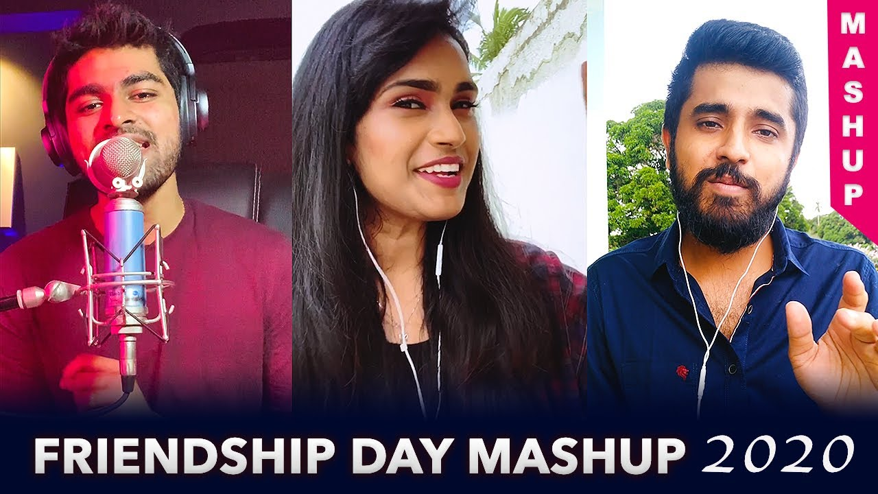 Friendship Day Mashup 2020 | Tamil | Joshua Aaron ft. Ahmed Meeran | Aishwerya