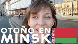 BIELORRUSIA: OTOÑO EN MINSK ❤ Sabina Azul en Bielorrusia!